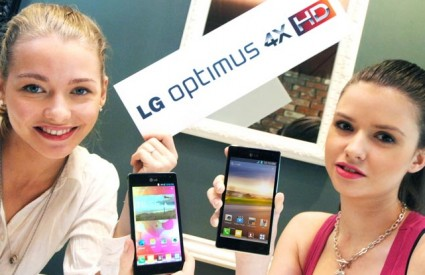 Optimus 4X HD – смартфон на базе NVIDIA Tegra 3 и Android 4.0 от компании LG