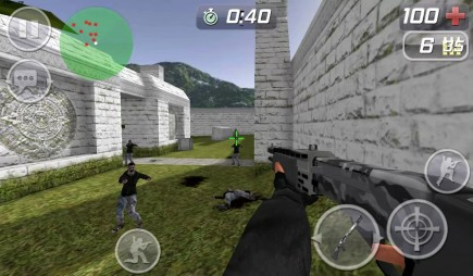 Critical Missions SWAT – отличный аналог CS для Android