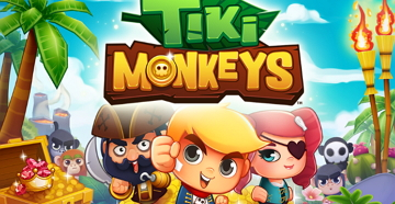 Tiki Monkeys � ������ ������ ���������-�����