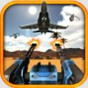 Plane Shooter 3D War Game – отбейте авиаудар на базу